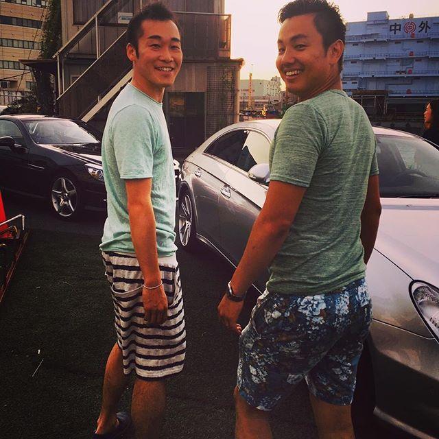 上かぶった笑  #緑 #Tシャツ #後輩 #フットサル #BBQ #アウトドア #晴れ #ドライブ #肉 #お菓子 #コスタ横浜 #男女 #女子フットサル #初心者 #スポーツ #トレーニング