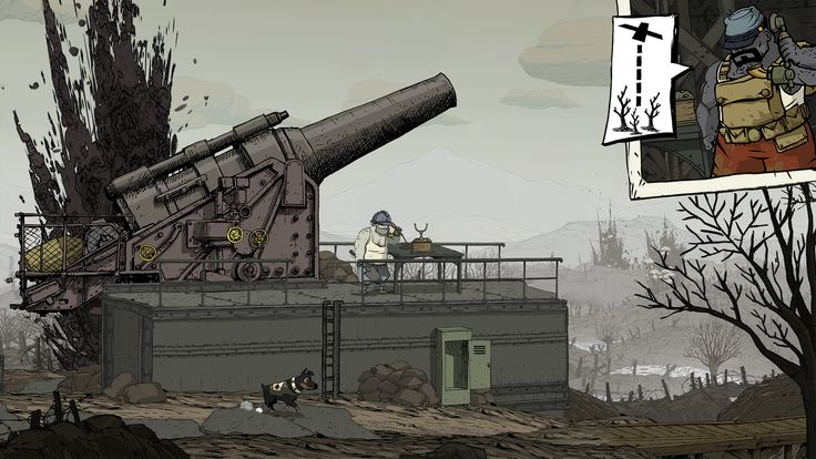 Análisis Valiant Hearts: The Great War PlayStation 4 | MeriStation.com