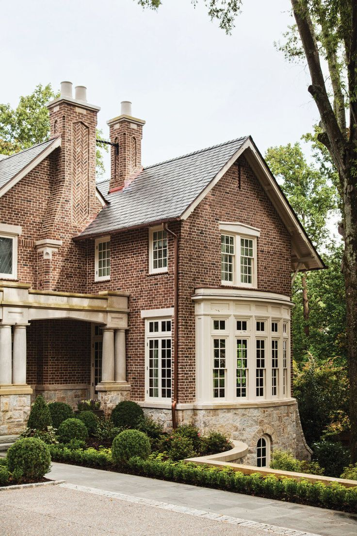 Pros And Cons Of Painting Your Brick House In 2020 Stone