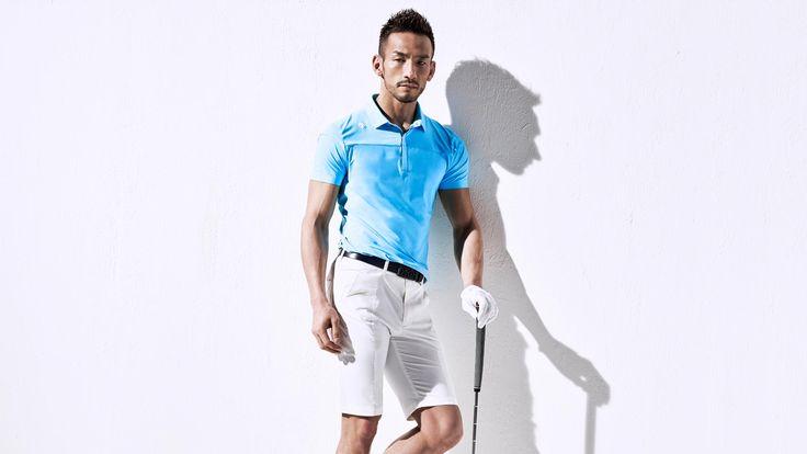 デサントゴルフの公式サイト。「大人ゴルファー」が着るプレミアムアスリートゴルフウェアブランド。アンバサダーの中田英寿さんが、本気でゴルフに取り組むプロジェクト「HIDETOSHI NAKATA SWING TIMELINE」を公開中。