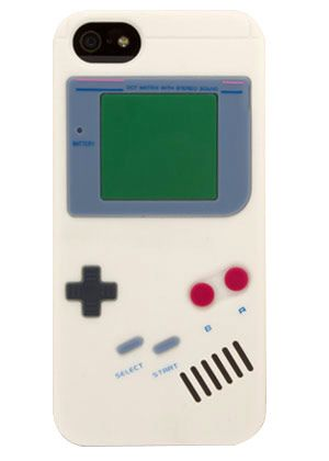 Game Boy Retro Case for iPhone 5