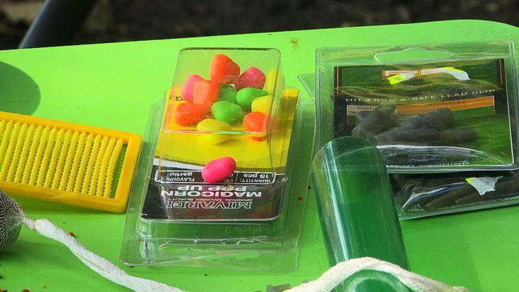 Pescuit la crap cu PB Products numai la Infopescar.tv