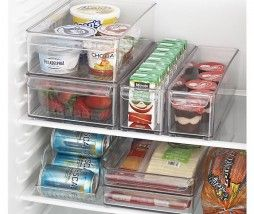 Organizadores para el frigorífico