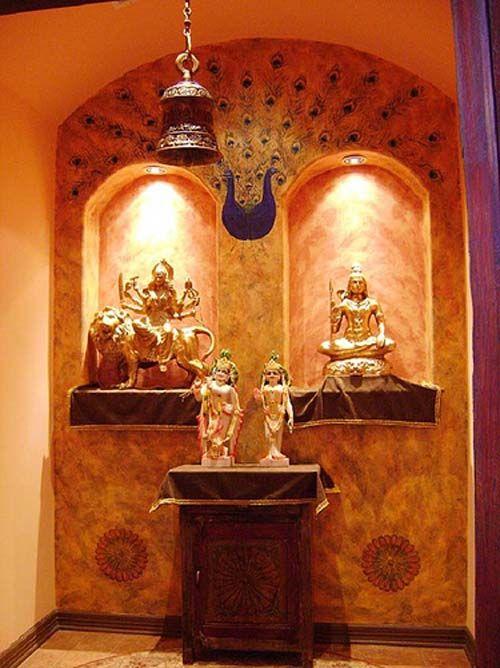 Prayer Room Design Ideas For Home Read More Ghar360