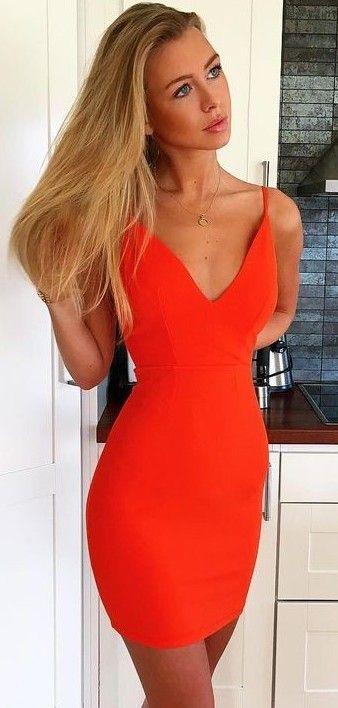 #summer #hot #weather #outfitideas | Little Red Dress