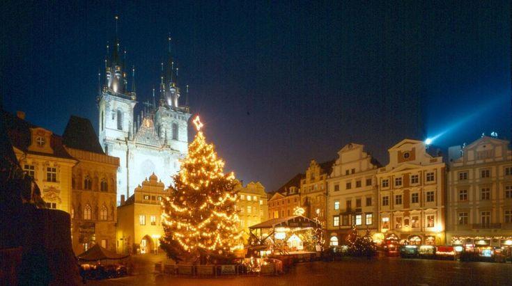 Prague Christmas Market 2013 | Corinthia Hotel Prague Offers Christmas Package