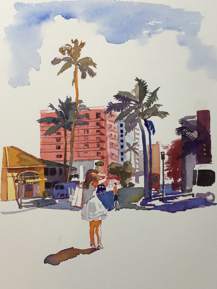 9taro-illustration — HAWAII