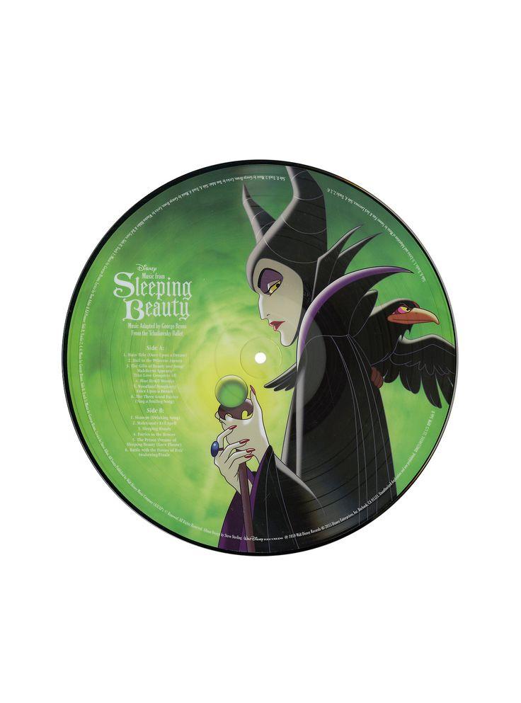 Disney Songs From Sleeping Beauty Vinyl LP Hot Topic Exclusive