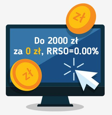 Niewielka Pożyczka z kwota chwilówki 2000 zł za free