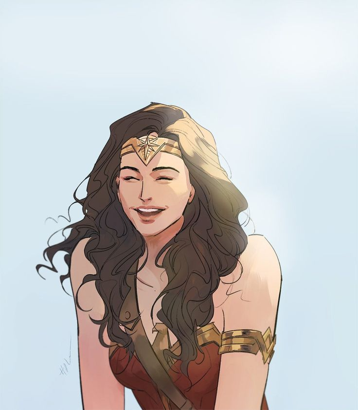 Wonder Woman Diana Fan art