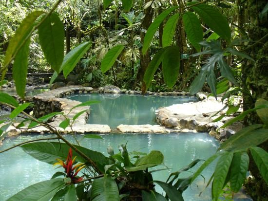 Termales del Bosque, Quesada Picture: JACUZZIES - Check out TripAdvisor members' 610 candid photos and videos of Termales del Bosque