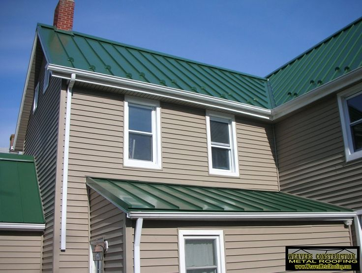 29 best metal roofing images on pinterest metal roof for Types of residential roofs