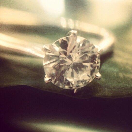 1.03ct 다이아몬드 반지. #Engagement #Ring #diamond #반지 #웨딩링 #결혼반지