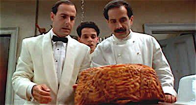 The original Big Night Timpano  http://www.movierecipes.net/2010/04/timpano/: Italian American Food, Italian Food, Italianamerican Food, Enjoying Timpano, De Cinema, Food Movie, Big Night Movie, Cinema Food, Favorite Film