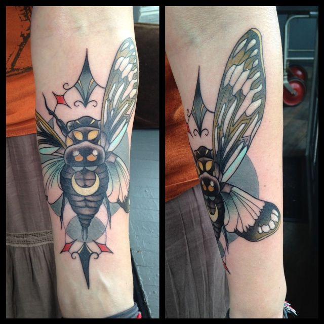 144 best cicada tattoo images on pinterest cicada tattoo tattoo ideas and ink tattoos. Black Bedroom Furniture Sets. Home Design Ideas