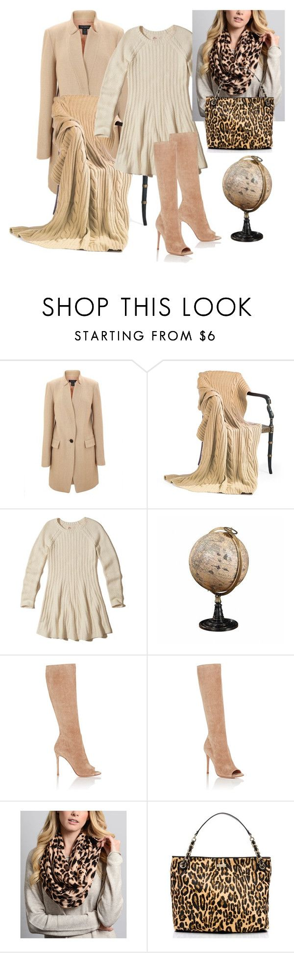 """""""spectacular"""" by daliaoutfits ❤ liked on Polyvore featuring Pink Tartan, Hollister Co., Gianvito Rossi, Leto and Kate Spade"""