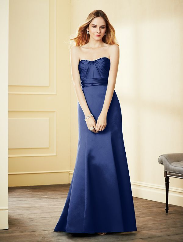 Alfred angelo bridesmaid dress colors for november