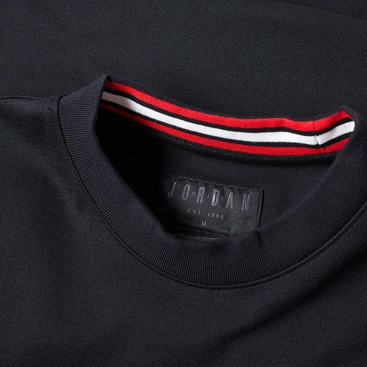 Nike Jordan Pinnacle Basketball WU Top (Black)