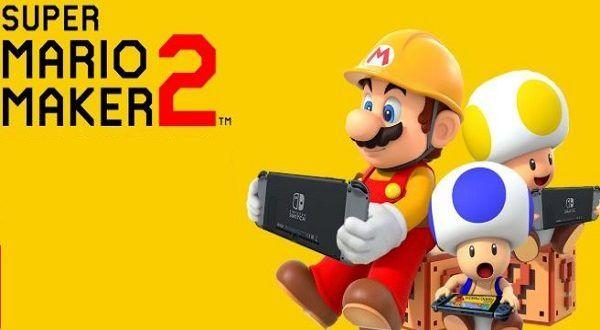 Download Super Mario Maker 2 Free Pc Game Full Version Free Pc Games Super Mario Gaming Pc