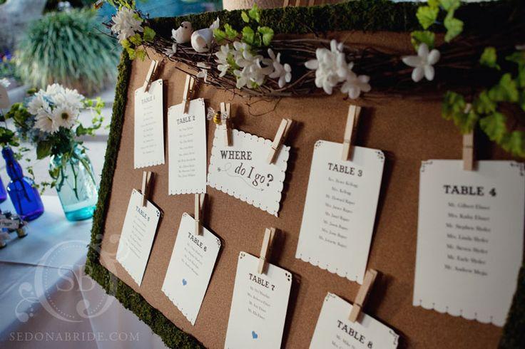 seating arrangement idea for wedding