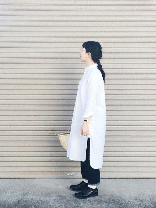 kiko|YAECAのShirt dressを使ったコーディネート - WEAR