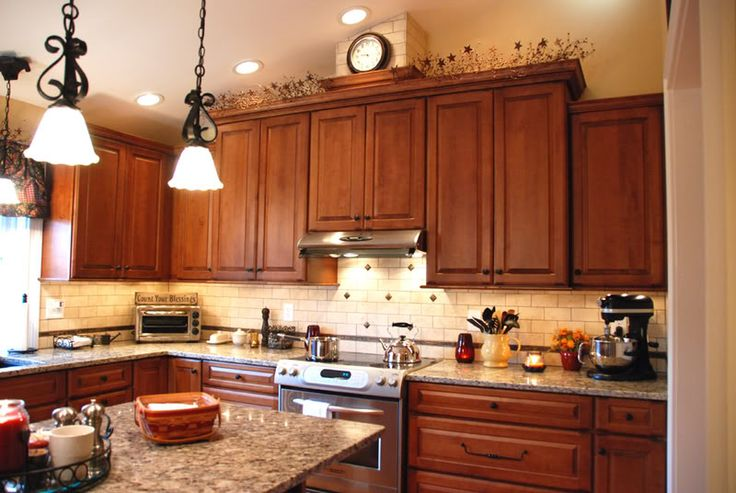 SANTA CECILIA Granite Countertops is great for heavily used surfaces