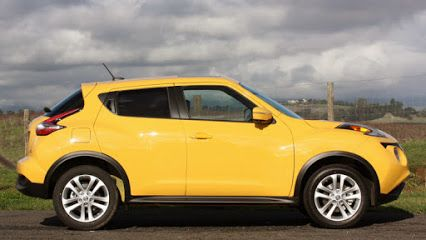 Take a drive out in a 2015 @nissanusa #juke