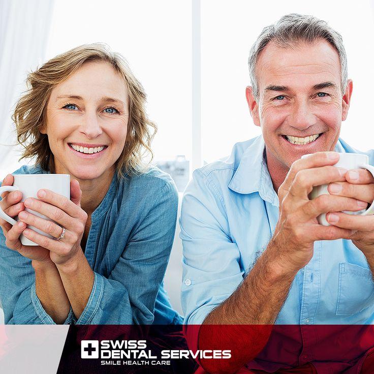 Saviez-vous que sourire aide notre corps à produire de l'endorphine, responsable de la sensation de plaisir et de bonheur ? www.swissdentalservices.com/fr