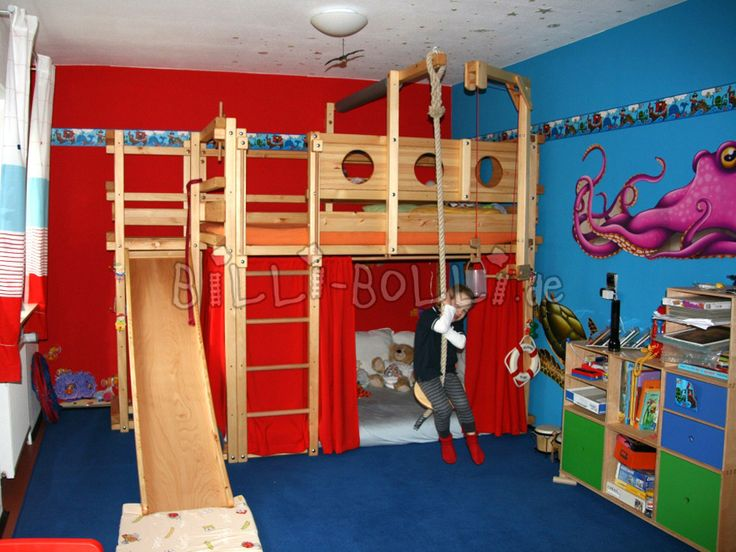 ... Ideas About Bunk Bed With Slide On Pinterest Bunk Bed - 736x552 - jpeg