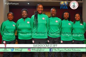 Nigeria's Under 17 Women's team aka The Flamingoes on Monday arrived Jordan ahead of the FIFA Women's U-17 World Cup taking place in Jordan. They released new sets of team photos upon their arrival. The Flamingoes will play their opener against Brazil on 1st October before games against England and Korea DPR at the Amman International Stadium Jordan.  You may also like:Sports news: NFF meets with Nigerian police to discuss ways to improve security(photos).  More photos:  Photos from…