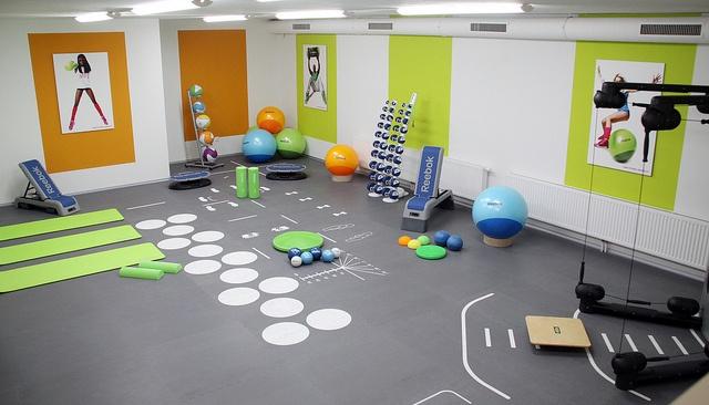 Best sil fitness images on pinterest gym design at