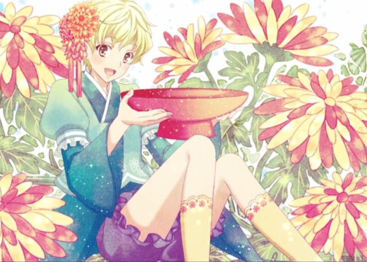 Pin by Raquel Mello on Fruits Basket Eden in 2020 Fruits