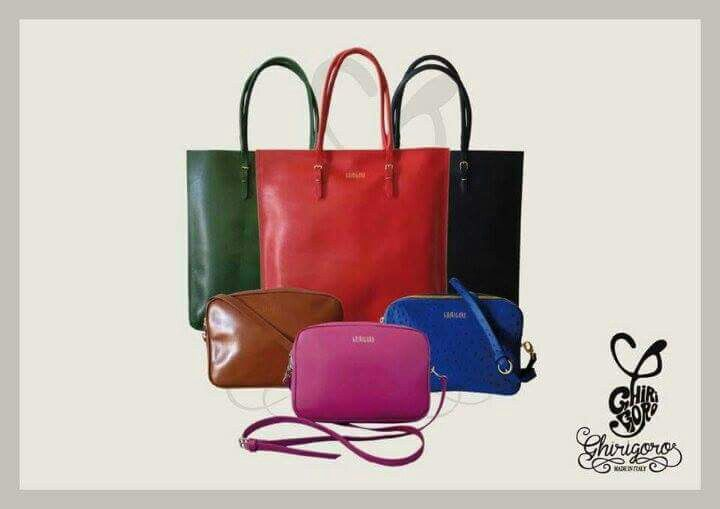 Bags Ghirigoro Made In Italy