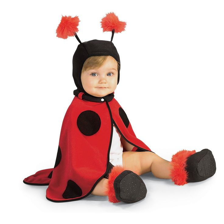 Lil' Ladybug Infant Girl's Costume