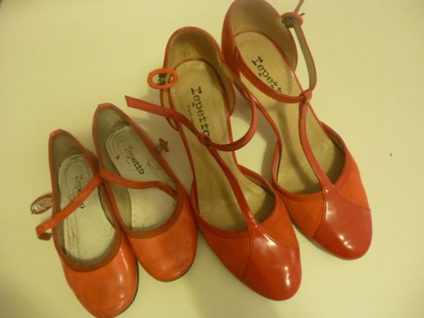 Repetto, the French designer shoe label has it's factory in Excideuil.