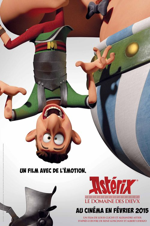 Watch Asterix: The Mansions of the Gods Full Movie Online