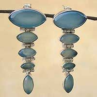 India Blue from @NOVICA, They help #artisans succeed worldwide.