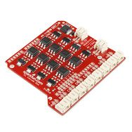 EL Escudo Dos is an Arduino shield for controlling up to eight strands of electroluminescent wire.