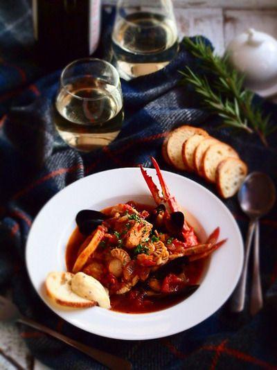 bouillabaisse _ the tasty imagination world