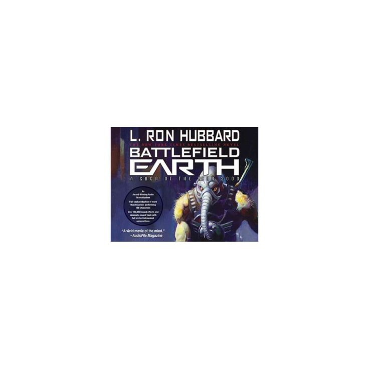 Battlefield Earth (Compact Disc)