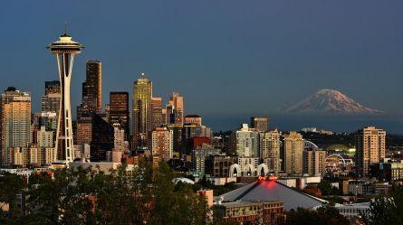 Сиэтл (Вашингтон) - Города США - Достопримечательности, информация, фото