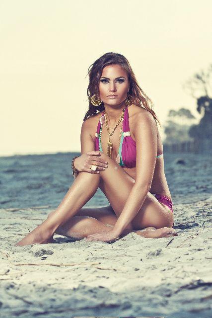 swimsuit shoot poses on - photo #16