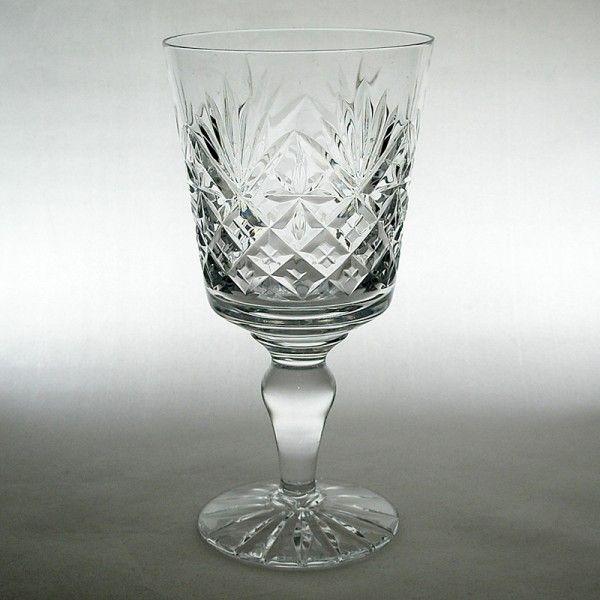 8 Best Crystal Patterns Images On Pinterest Crystal Wine