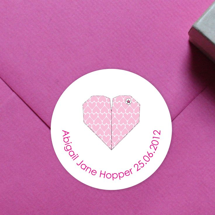 Bespoke #stationery for girls, exclusively available from #personalised #gifts boutique