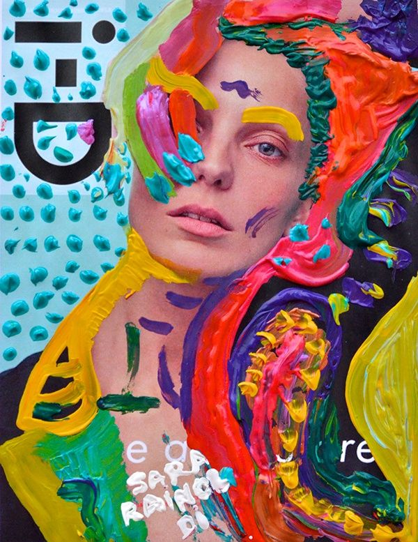 i-D Magazine Covers on Behance