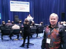 Which 'region' of the world has the largest number of Print Trade Shows ?