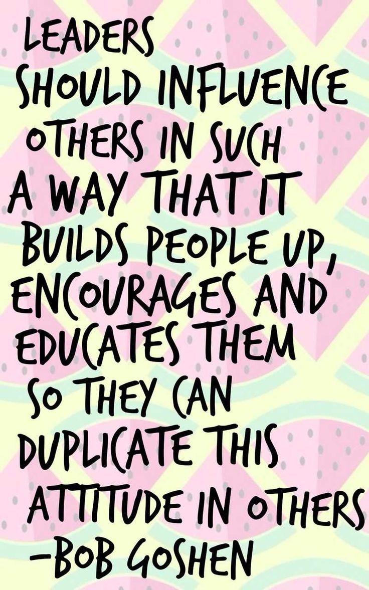 #Leadership inspiration from #OLNinc                              …