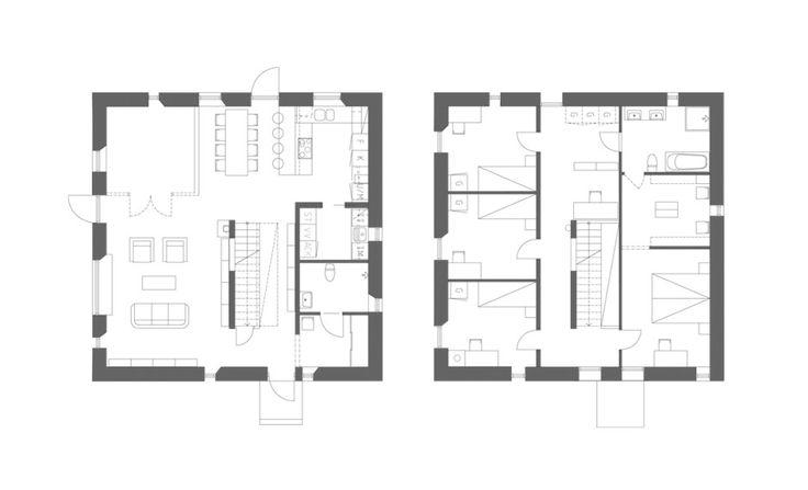 Passivhus Lomma | Metro Arkitekter