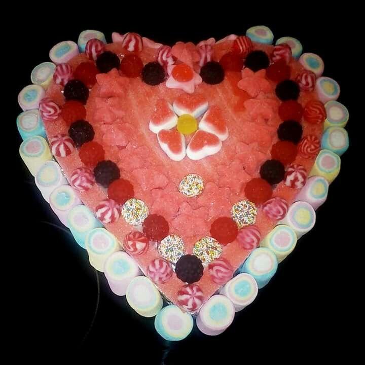 Tarta corazón ♥