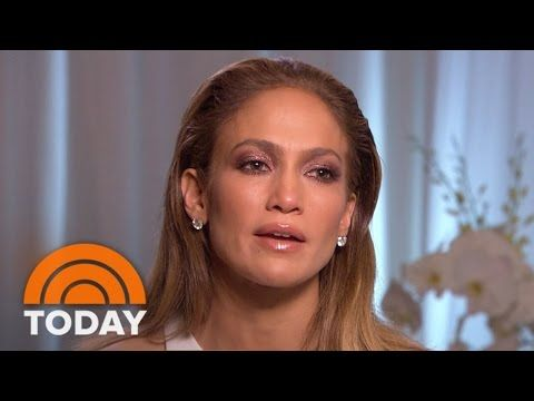 I LOVE This!!! Jennifer Lopez: Selena 'Really Touched People' | TODAY - YouTube